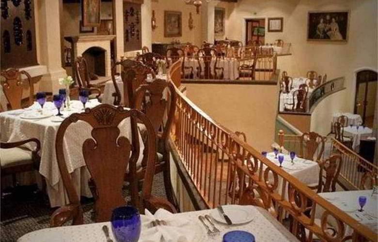 Quinta Real Zacatecas - Restaurant - 12