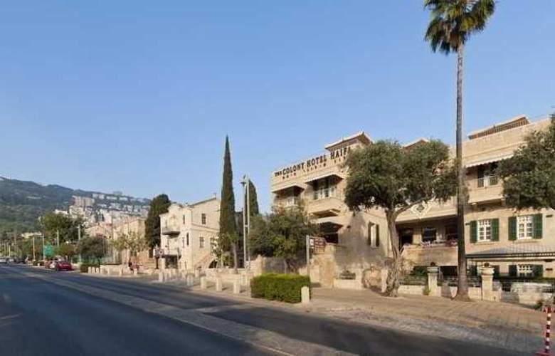 The Colony Boutique Hotel Haifa - Hotel - 5