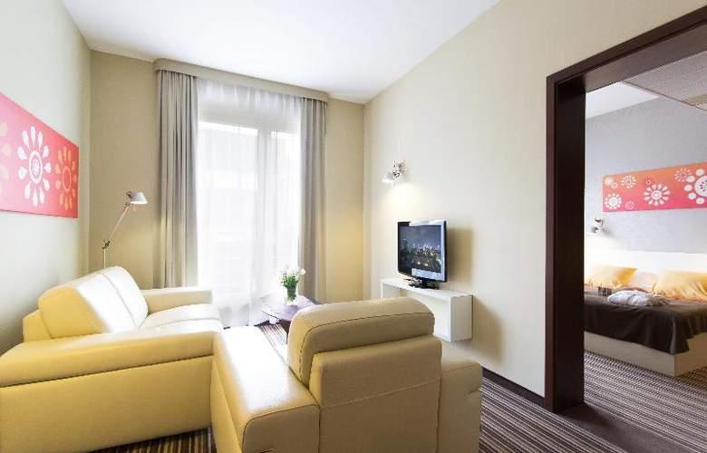 Park Hotel Diament Wroclaw - Room - 18