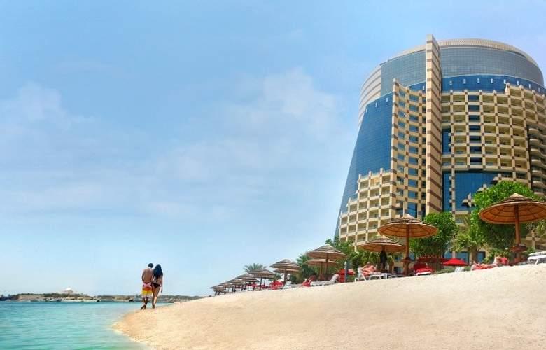 Khalidiya Palace Rayhaan by Rotana - Beach - 1