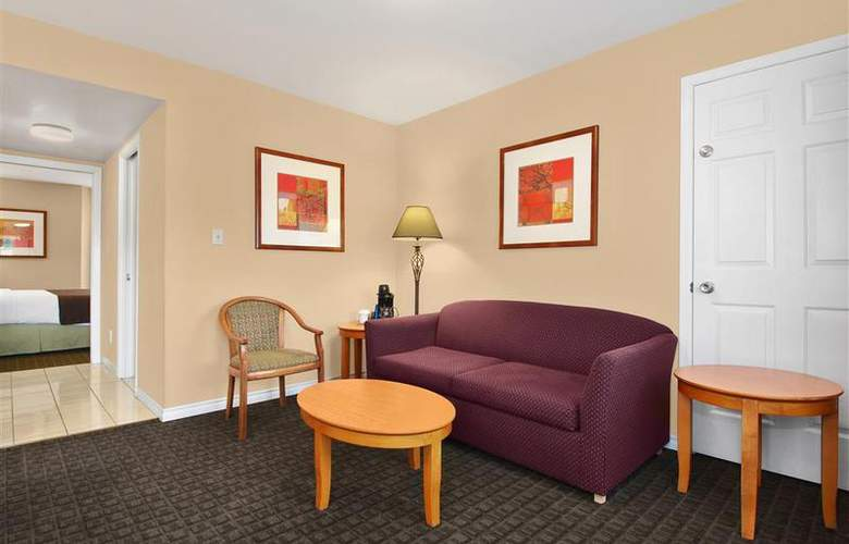 Best Western Capilano Inn & Suites - Room - 30