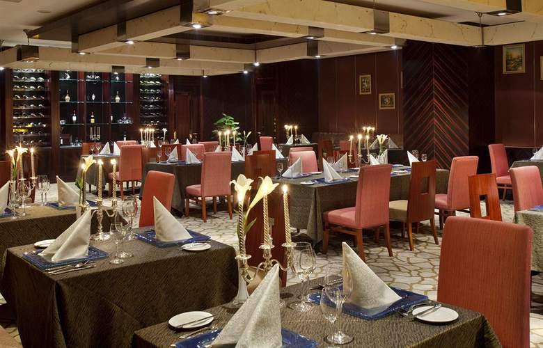 Crowne Plaza - Restaurant - 6