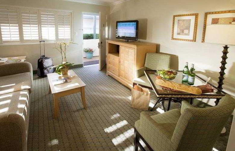 Best Western Beachside Inn Santa Barbara - Hotel - 21