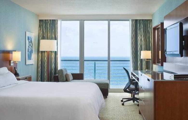 The Westin Fort Lauderdale Beach Resort - Room - 38