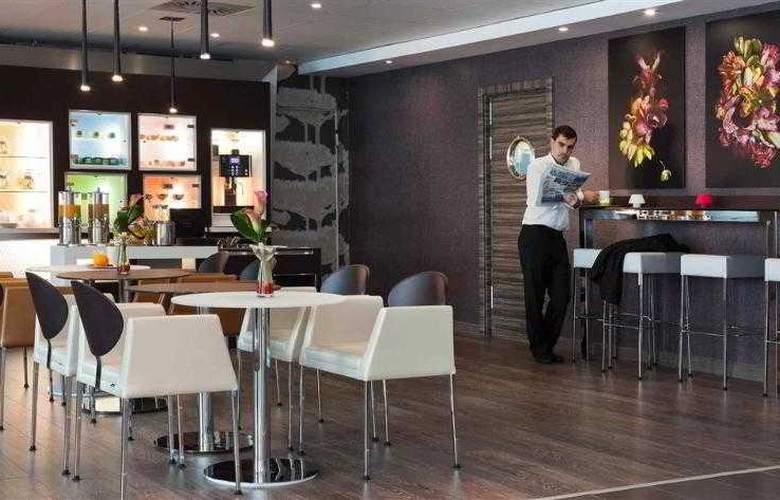 Novotel Suites Malaga Centro - Restaurant - 20