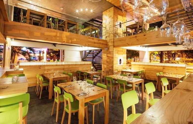 Inntu Hotel - Restaurant - 2