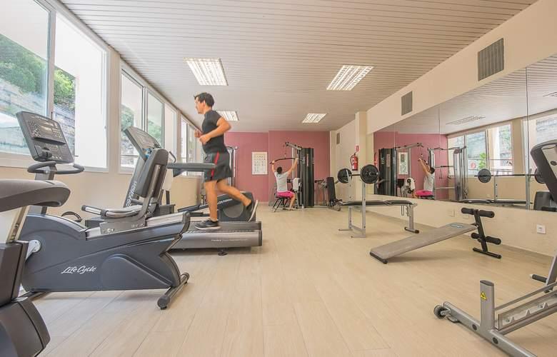 Flor Los Almendros Hotel - Sport - 7