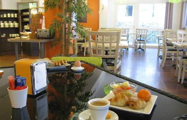 INTER-HOTEL LYON NORD - Restaurant - 16