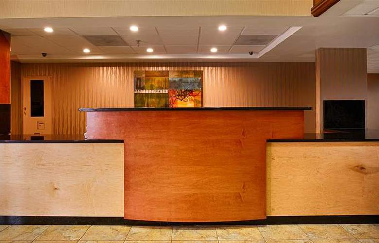 BEST WESTERN Hospitality Hotel - General - 37