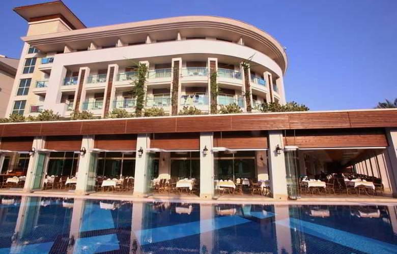 Evren Beach Resort - Hotel - 12