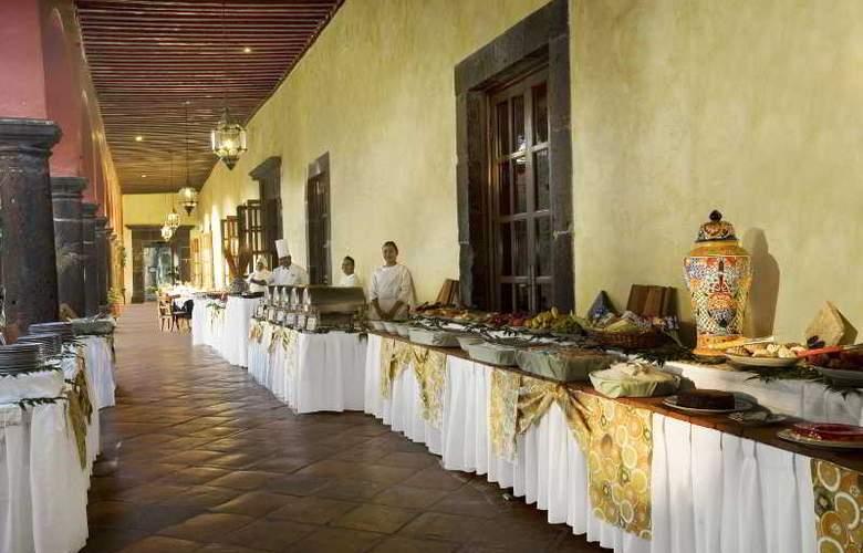 Fiesta Americana Hacienda Galindo - Restaurant - 28