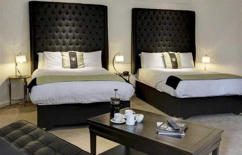 Best Western Barons Court Hotel - Hotel - 38