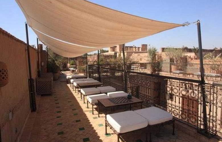 Riad Aladdin - Terrace - 8