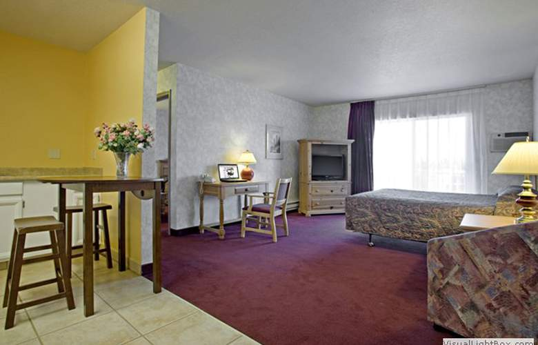 America's Best Value Inn Executive Suites Airport - Room - 8