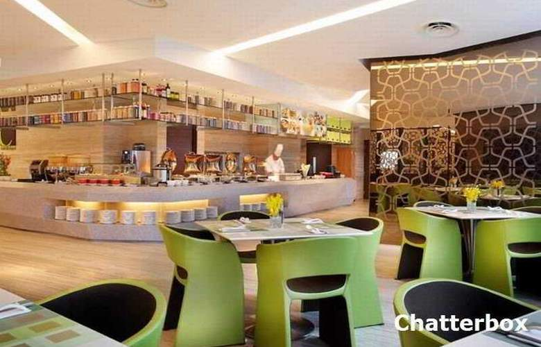Mandarin Orchard Singapore - Restaurant - 10