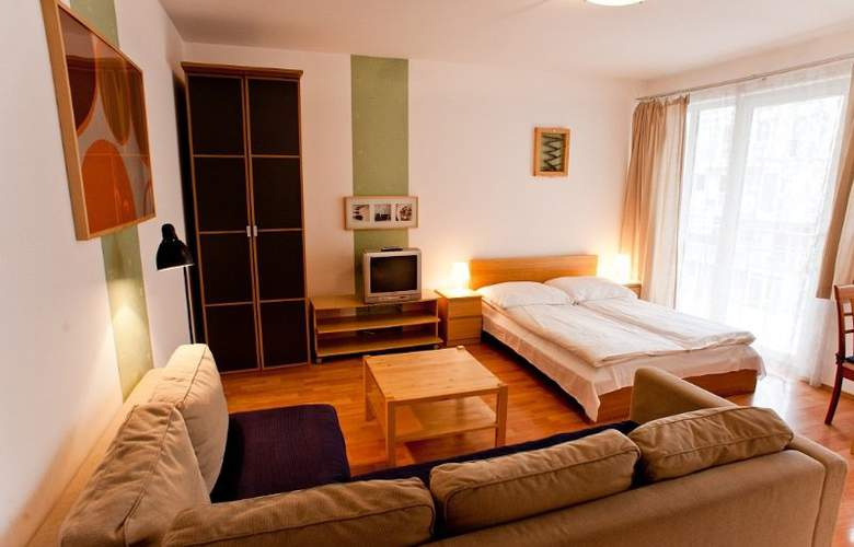 Agape Aparthotel - Room - 4