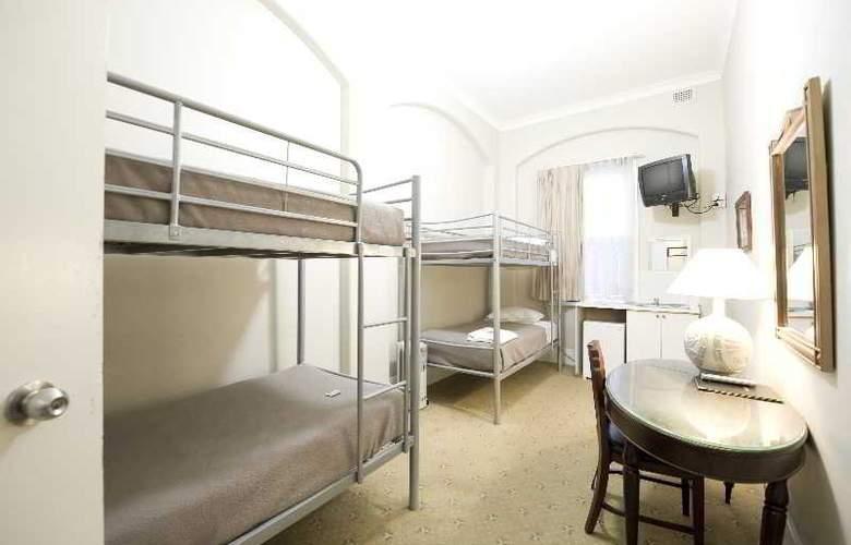 Woolbrokers Hotel Darling Harbour - Room - 5