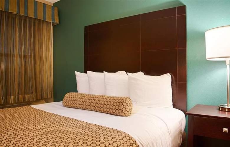 Best Westeren Plus Lonoke Hotel - Room - 22