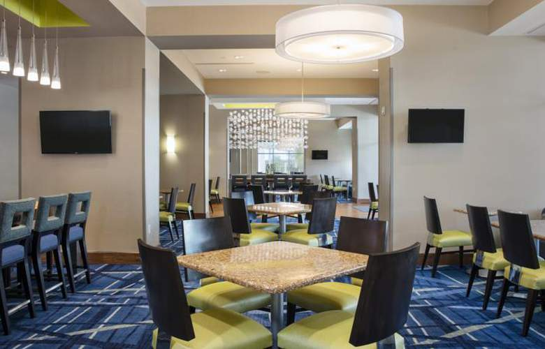 SpringHill Suites Orlando At Flamingo Crossings - Restaurant - 9