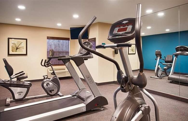 Best Westeren Plus Lonoke Hotel - Sport - 28