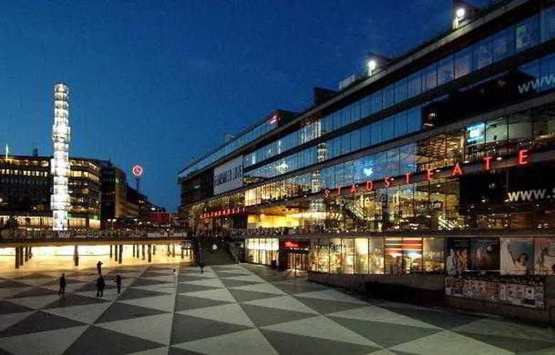 Sheraton Stockholm Hotel - Hotel - 9