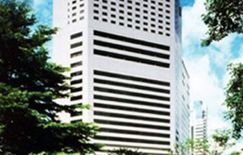 Crowne Plaza Bangkok Lumpini Park - Hotel - 0