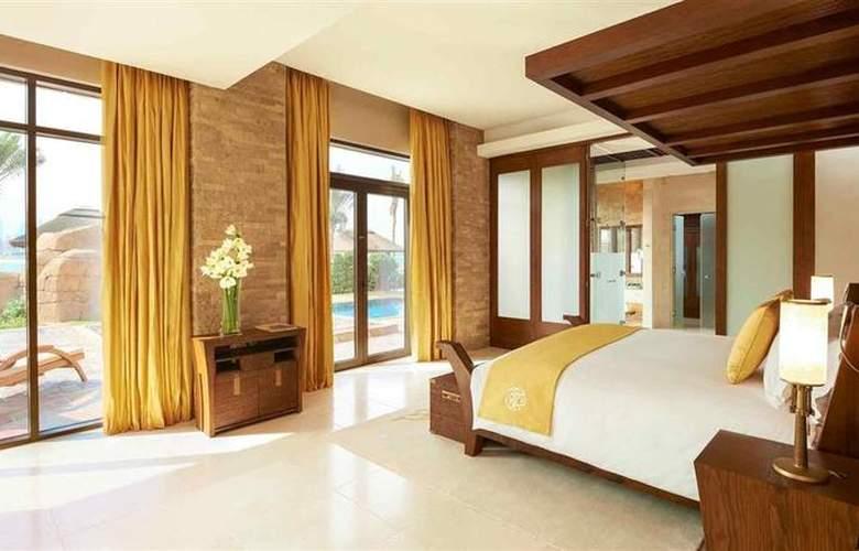 Sofitel Dubai The Palm Resort & Spa - Room - 8