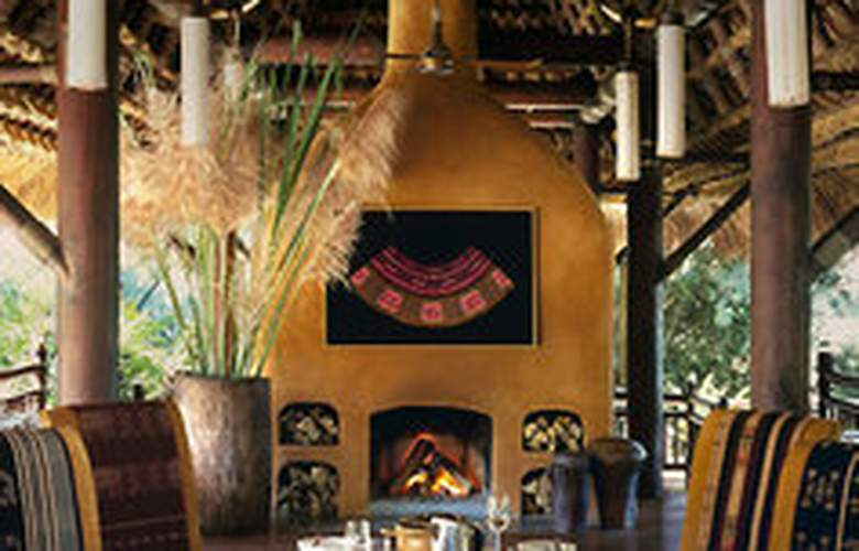 Four Seasons Tented Camp Golden Triangle - Restaurant - 6