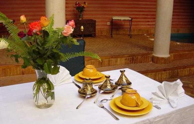 Riad Sidi Ayoub - Restaurant - 9