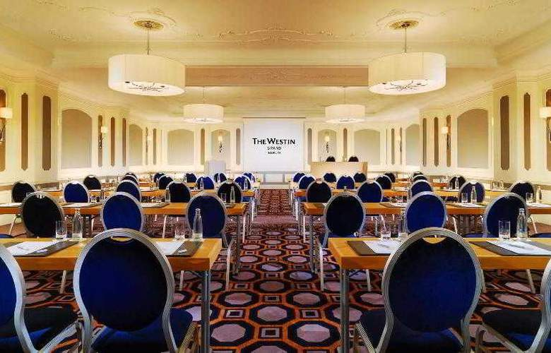 The Westin Grand Berlin - Hotel - 20