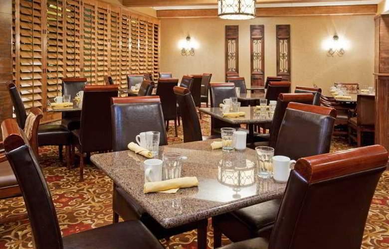 Holiday Inn Downtown Market Square - Restaurant - 4