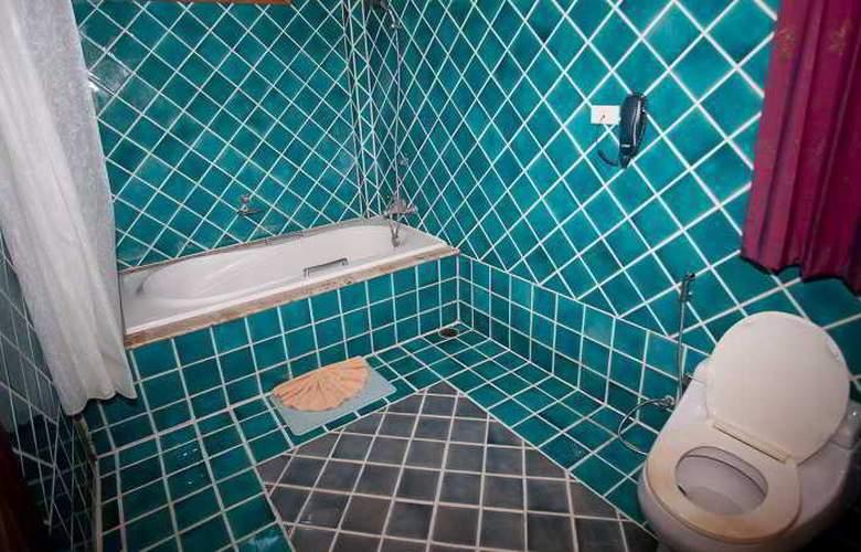 Somkiet Buri Resort - Room - 5