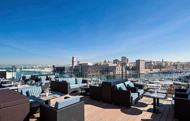 Sofitel Marseille Vieux Port - Hotel - 45