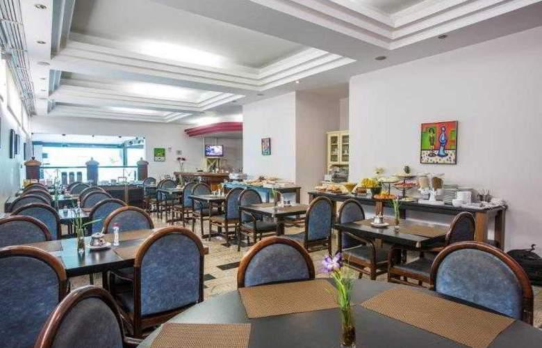Astron St. Moritz - Restaurant - 5