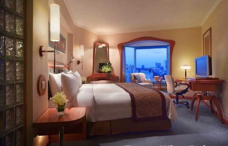 Shangri-la Singapore - Room - 8