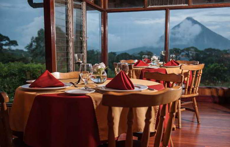 Arenal Lodge - Restaurant - 10