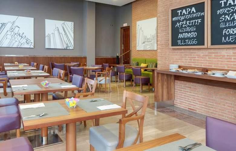 Tryp Vigo Los Galeones - Restaurant - 12
