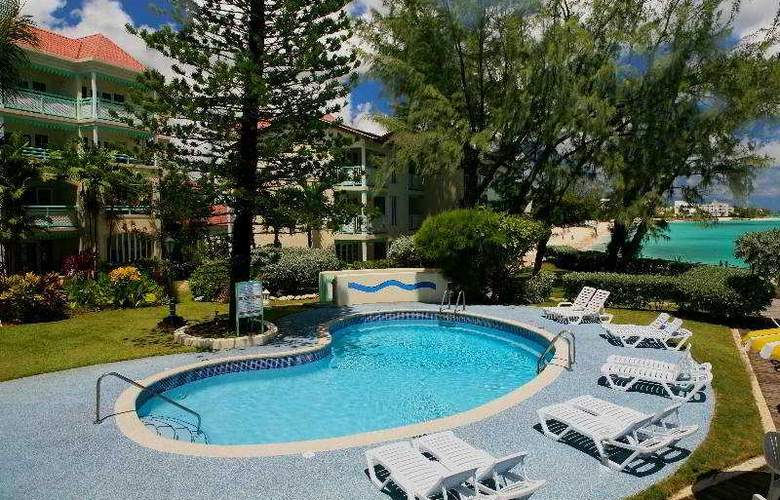 Blue Orchids Beach Hotel - Pool - 1