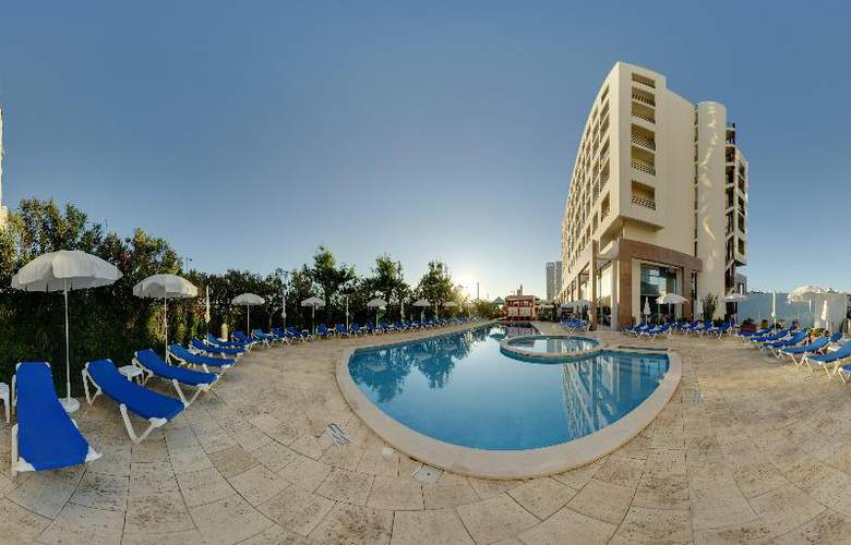 Tryp Lisboa Caparica Mar - Pool - 13