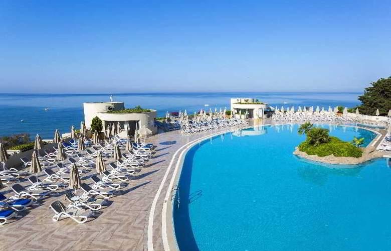 Melas Resort Hotel Side - Pool - 14