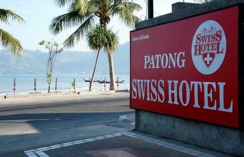 Patong Swiss - Hotel - 0
