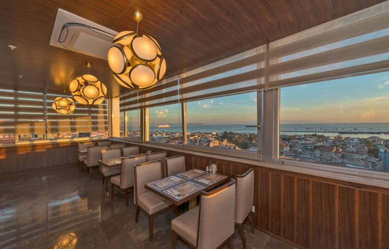 Bekdas Hotel Deluxe - Restaurant - 85