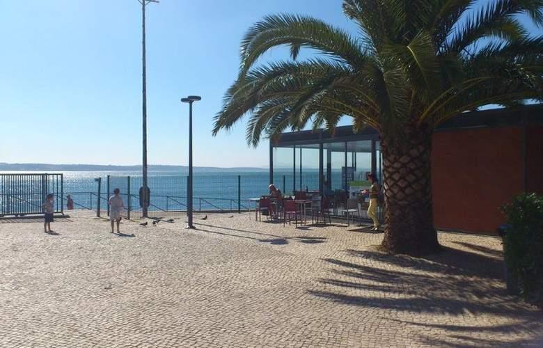Inatel Oeiras - Terrace - 5