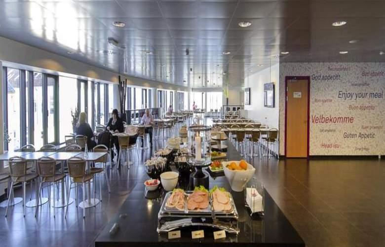 Cabinn Aalborg - Restaurant - 9