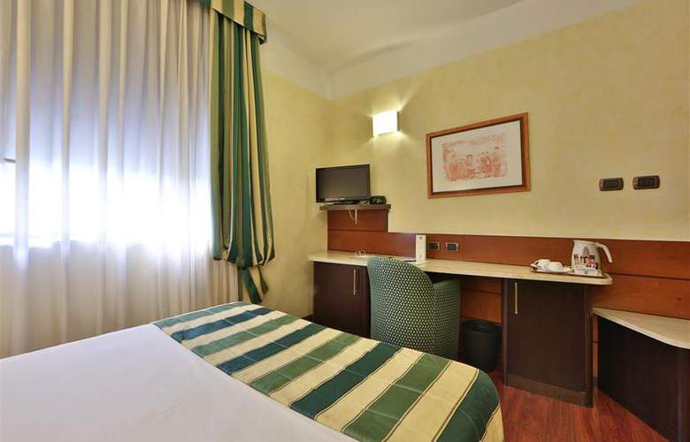 Best Western Mirage Milano - Room - 67