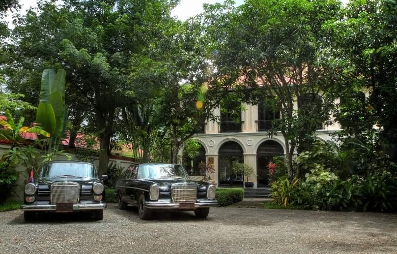 Heritage Suites Hotel - Terrace - 25