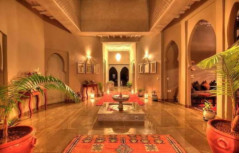 Kasbah Igoudar Boutique hotel & Spa - General - 12