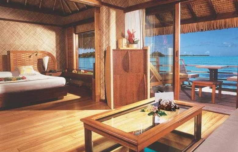Intercontinental Bora Bora Le Moana Resort - Room - 5
