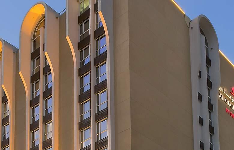 Al Khaleej Palace - Hotel - 0