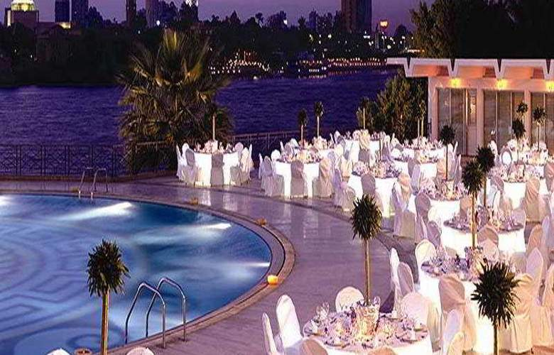 Grand Nile Tower Hotel - Pool - 0